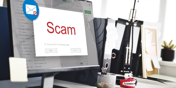 Email Scams – 8 Ways to Avoid Them!