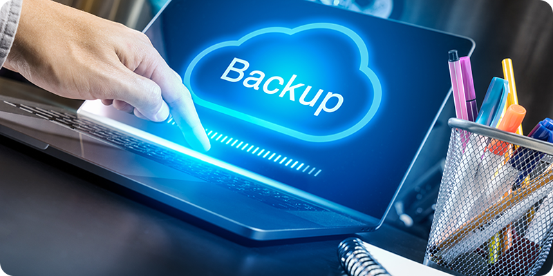 Importance of Backups